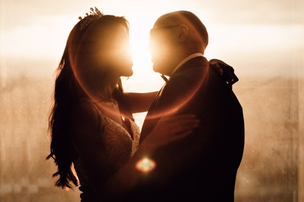 The Shard Wedding