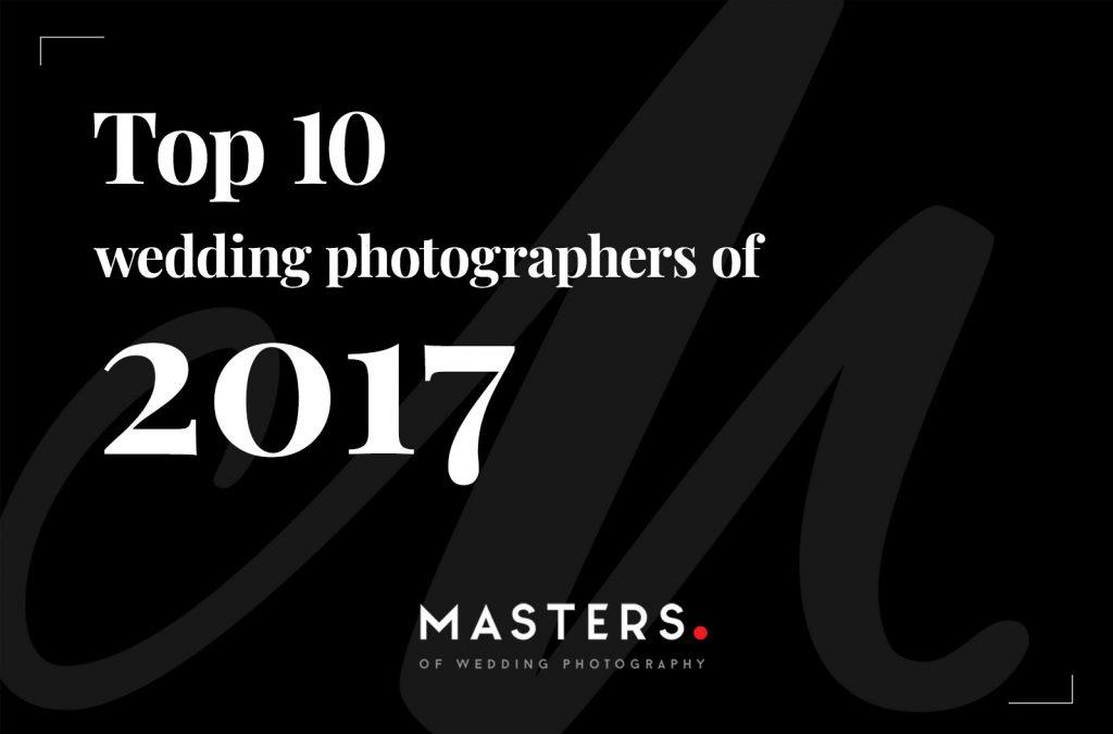 Top 10 Wedding Photographers of 2017