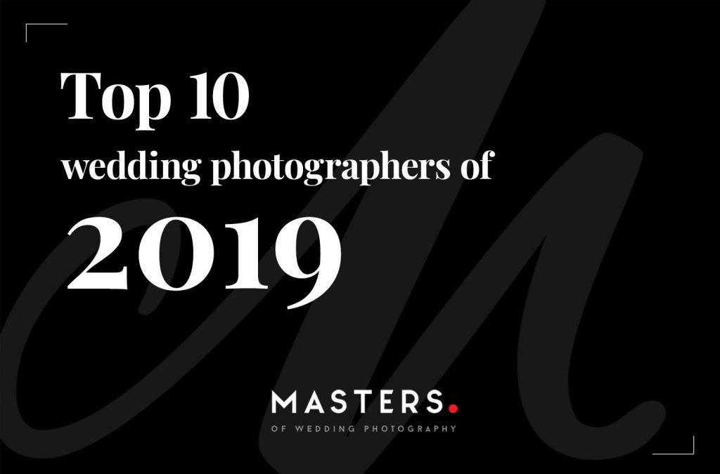 Top 10 Wedding Photographers of 2019